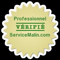 Professionnel Verifie Service Malin